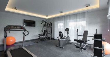best home gyms for small spaces