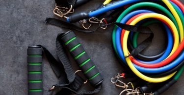 best exercise bands with handles