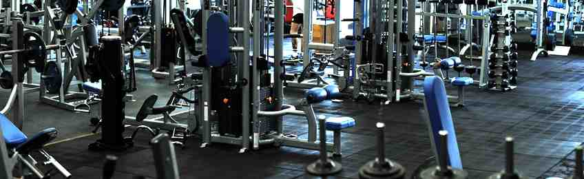 Choose a Perfect Gym for You
