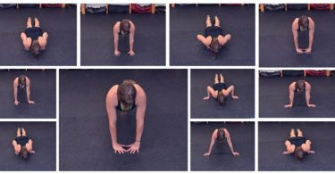different push up variations