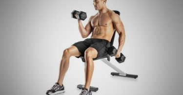 gold's gym adjustable weight bench