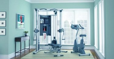 Home Gym Ideas for Small Spaces