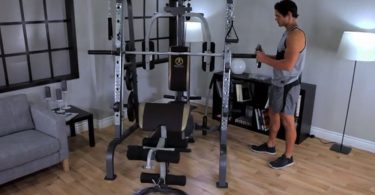Marcy Smith Cage Workout Machine Total Body