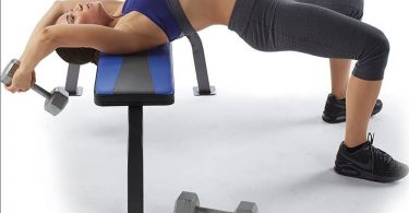 Pure Fitness Weight Bench