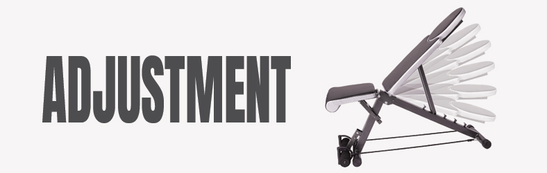 Some Advantages for Weight benches -Adjustment