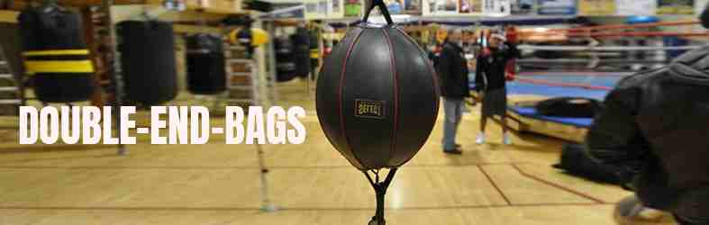 The Double-End Boxing Bags