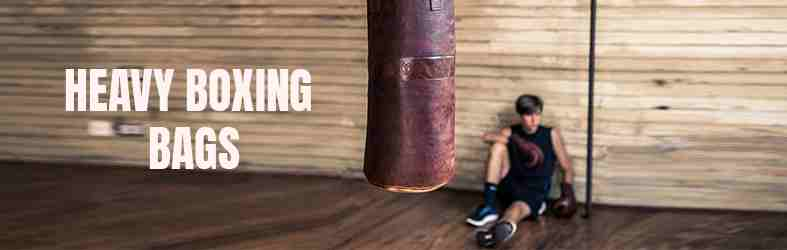 The Heavy Boxing Bags