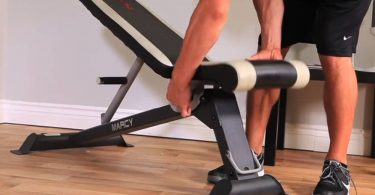 marcy adjustable utility bench