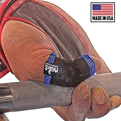 JerkFit Wraps for the hook grip